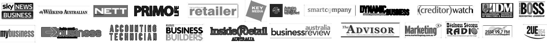 logos bw